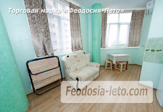 1-комнатная квартира на берегу моря в г. Феодосия, Черноморская набережная - фотография № 1
