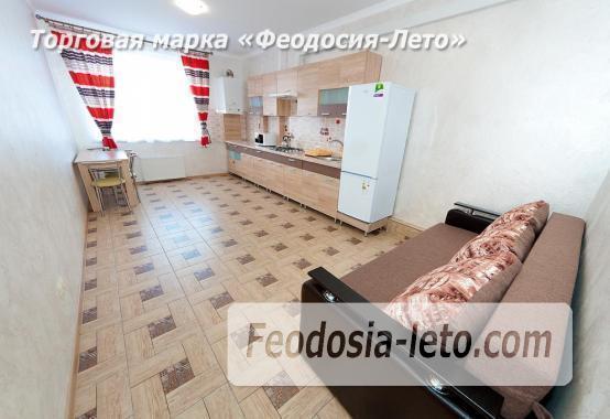 1-комнатная квартира в Феодосии на Черноморской набережной - фотография № 9