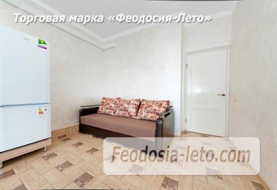 1-комнатная квартира в Феодосии на Черноморской набережной - фотография № 10