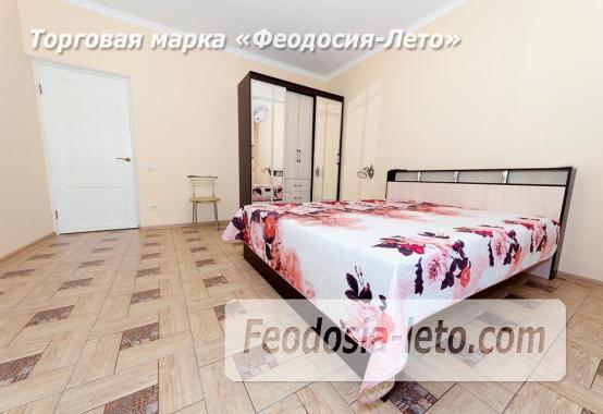 1-комнатная квартира в Феодосии на Черноморской набережной - фотография № 2