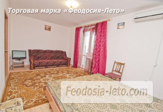 1 комнатная бесподобная квартира в Феодосии на ул. Федько, 1-А - фотография № 4