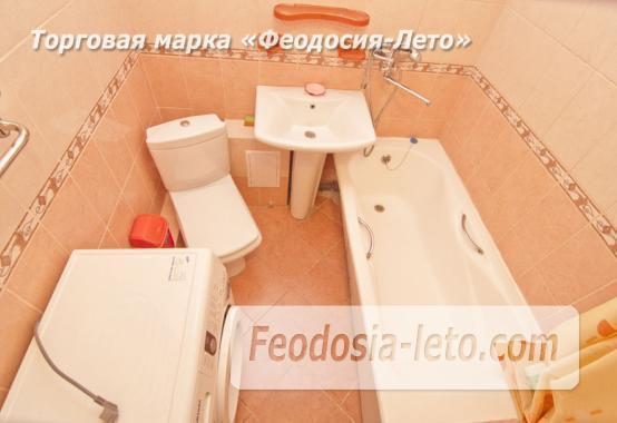 1 комнатная бесподобная квартира в Феодосии на ул. Федько, 1-А - фотография № 10