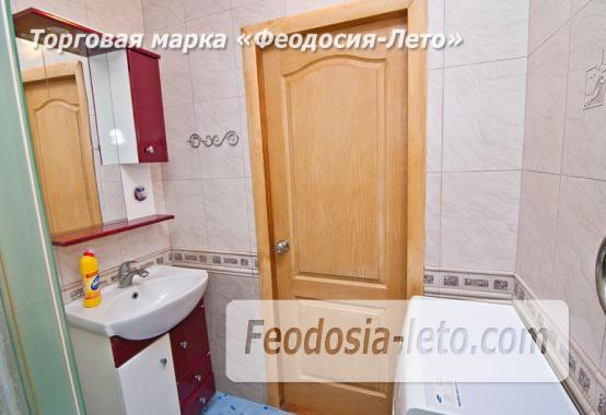 1 комнатная чудесная квартира в Феодосии на улице Крымская, 86 - фотография № 11