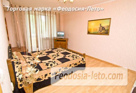 1 комнатная чудесная квартира в Феодосии на улице Крымская, 86 - фотография № 5