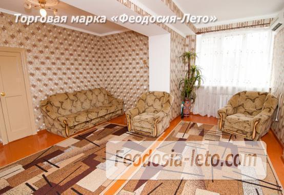 1 комнатная классическая квартира в Феодосии на улице Галерейная, 11 - фотография № 1