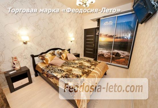 1 комнатная квартира в Феодосии на самом берегу, Черноморская набережная - фотография № 1