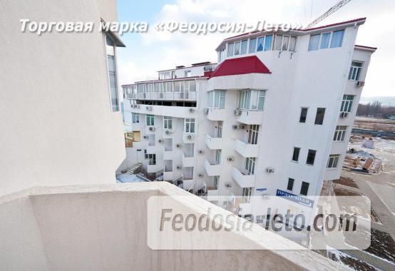1 комнатная квартира в Феодосии на самом берегу, Черноморская набережная - фотография № 6