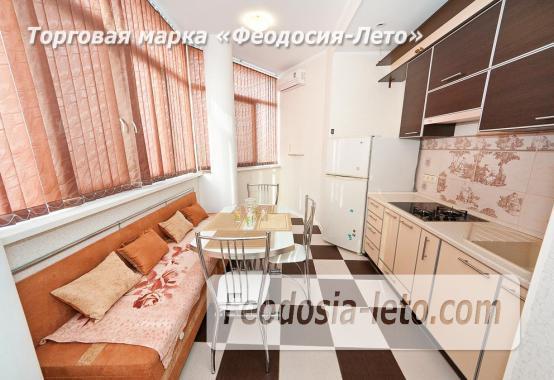 1 комнатная квартира в Феодосии на самом берегу, Черноморская набережная - фотография № 2