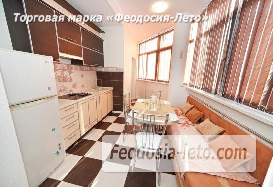 1 комнатная квартира в Феодосии на самом берегу, Черноморская набережная - фотография № 3