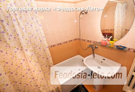 1 комнатная квартира на улице Дружбы, 46 на Золотом пляже в г. Феодосия - фотография № 6