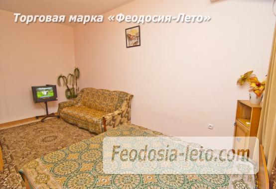 1 комнатная на 7 спальных мест квартира в Феодосии на ул. Федько, 1-А - фотография № 3