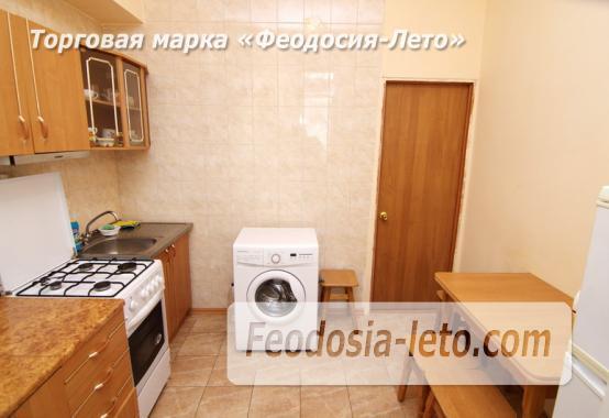 1 комнатная на 7 спальных мест квартира в Феодосии на ул. Федько, 1-А - фотография № 5