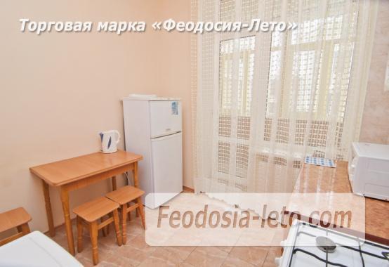 1 комнатная на 7 спальных мест квартира в Феодосии на ул. Федько, 1-А - фотография № 6