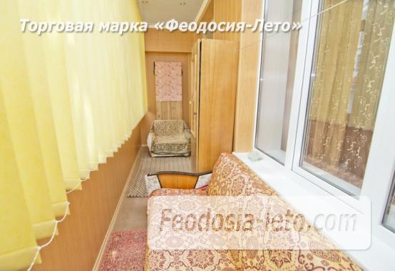 1 комнатная на 7 спальных мест квартира в Феодосии на ул. Федько, 1-А - фотография № 8