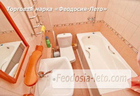 1 комнатная на 7 спальных мест квартира в Феодосии на ул. Федько, 1-А - фотография № 9