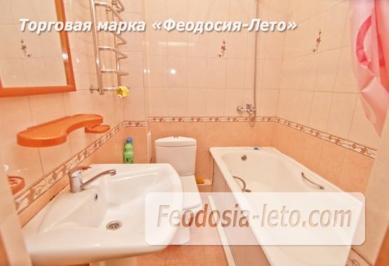 1 комнатная на 7 спальных мест квартира в Феодосии на ул. Федько, 1-А - фотография № 10