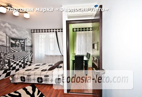 1 комнатная квартира в центре Феодосии, улица Земская, 16 - фотография № 13