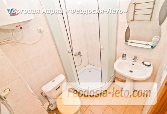 1 комнатная восхитительная квартира в Феодосии на бульваре Старшинова, 8-А - фотография № 2