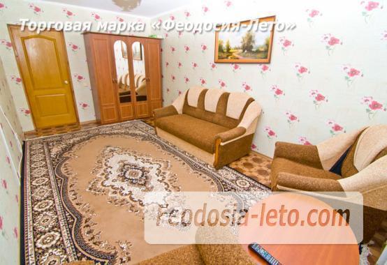 1 комнатная восхитительная квартира в Феодосии на бульваре Старшинова, 8-А - фотография № 4