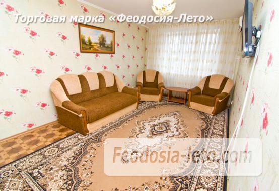 1 комнатная восхитительная квартира в Феодосии на бульваре Старшинова, 8-А - фотография № 6