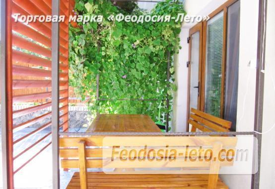 1 комнатный дом в Феодосии на Новомосковском проезде - фотография № 17
