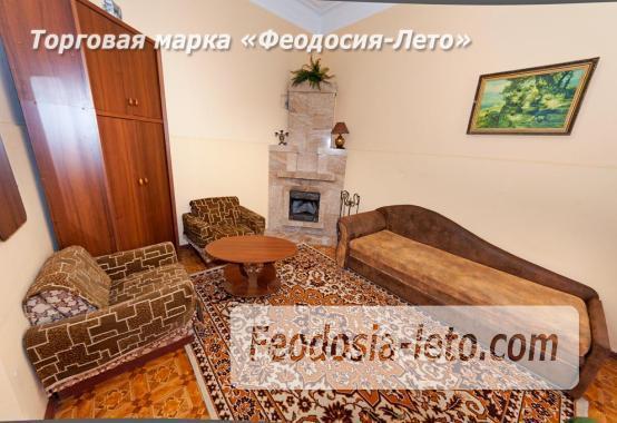 Феодосия 1 комнатный дом у моря и набережной, улица Русская - фотография № 13