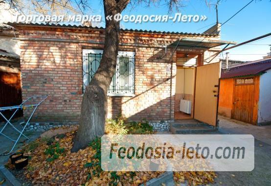 Феодосия 1 комнатный дом у моря и набережной, улица Русская  - фотография № 3