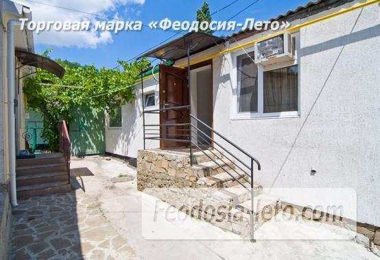 1 комнатный домик в Феодосии на улице Армянская - фотография № 1