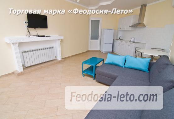 2-х комнатная квартира в Консоли на Черноморской набережной в г. Феодосия - фотография № 7