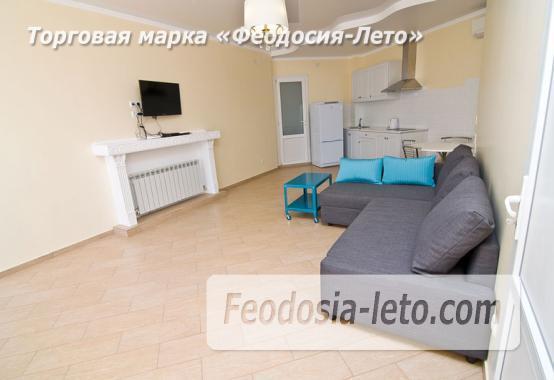 2-х комнатная квартира в Консоли на Черноморской набережной в г. Феодосия - фотография № 4