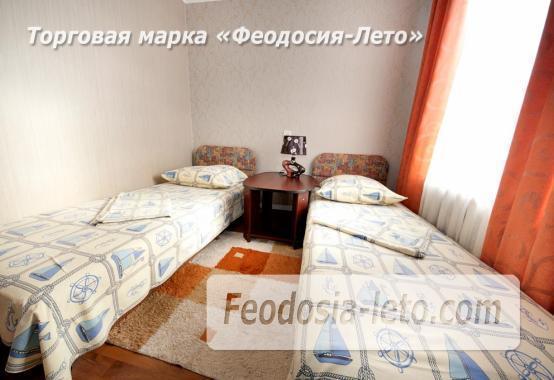 2-комнатный дом у моря в Феодосии, улица Чкалова - фотография № 14