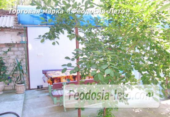 2-комнатный дом у моря в Феодосии, улица Чкалова - фотография № 9