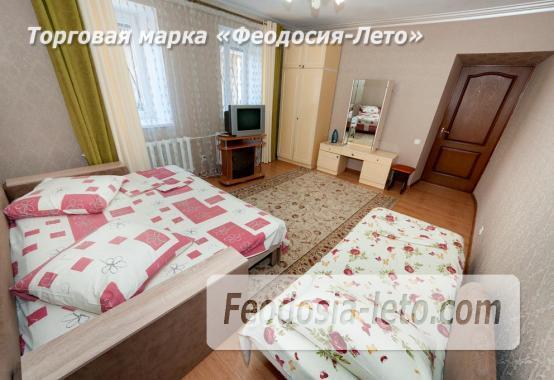 2-комнатный дом у моря в Феодосии, улица Чкалова - фотография № 12