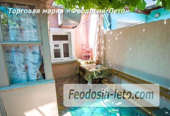 2-х комнатный номер в частном секторе в Феодосии на улице Советская - фотография № 1