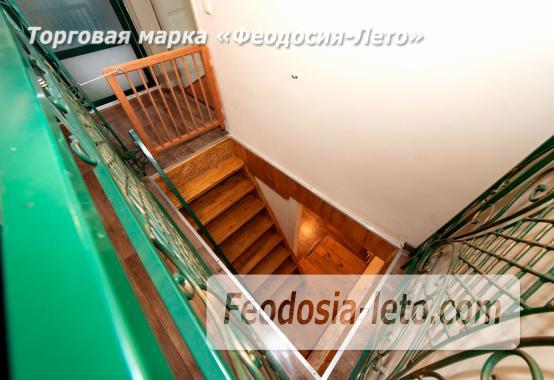 2-комнатная двухуровневая квартира у моря в центре города с парковкой в г. Феодосия - фотография № 6