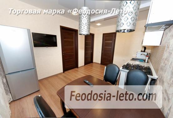 2-комнатная квартира в п. Береговое Феодосия, улица 40 лет Победы - фотография № 3