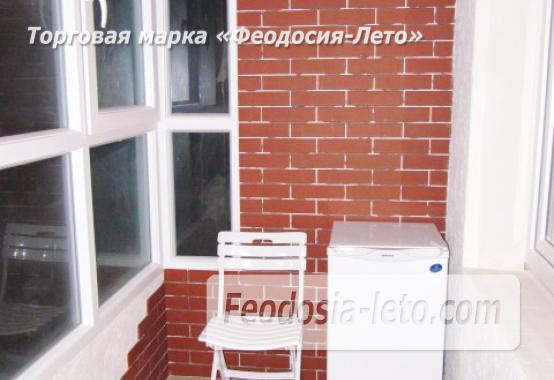 2 комнатная колоритная квартира в Феодосии, улица Листовничей, 5 - фотография № 28
