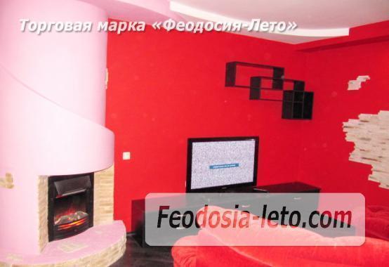 2 комнатная колоритная квартира в Феодосии, улица Листовничей, 5 - фотография № 4