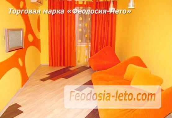 2 комнатная колоритная квартира в Феодосии, улица Листовничей, 5 - фотография № 10