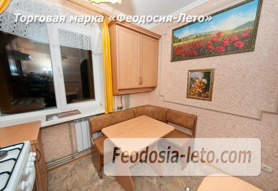 2 комнатная квартира в Феодосии на бульваре Старшинова, 10 - фотография № 14