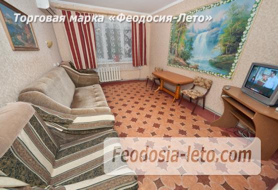 2 комнатная квартира в Феодосии на бульваре Старшинова, 10 - фотография № 12