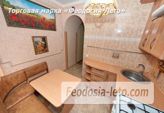 2 комнатная квартира в Феодосии на бульваре Старшинова, 10 - фотография № 15