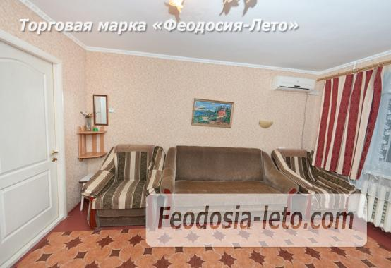 2 комнатная квартира в Феодосии на бульваре Старшинова, 10 - фотография № 17