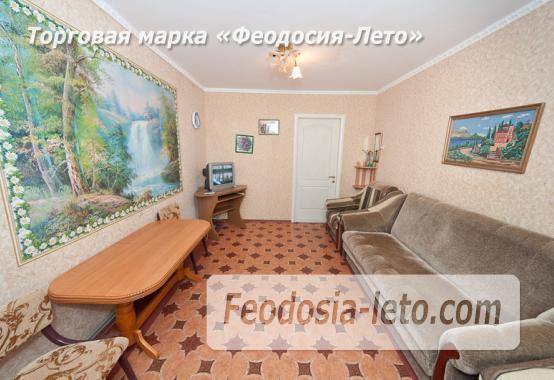 2 комнатная квартира в Феодосии на бульваре Старшинова, 10 - фотография № 4