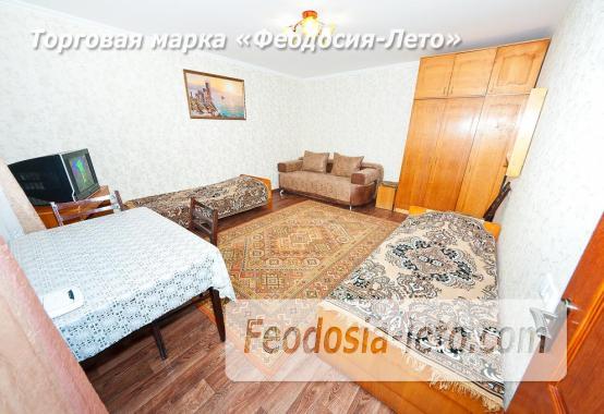 2 комнатный компактный домик в Феодосии на улице Энгельса - фотография № 5