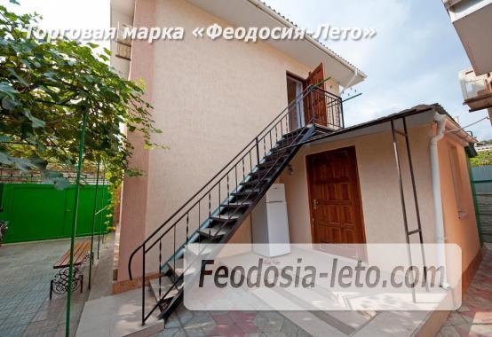 2 комнатный номер в частном секторе в Феодосии на улице Народная - фотография № 1