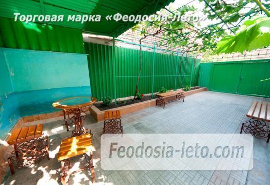 2 комнатный номер в частном секторе в Феодосии на улице Народная - фотография № 11