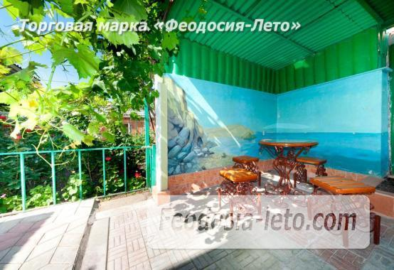 2 комнатный номер в частном секторе в Феодосии на улице Народная - фотография № 15