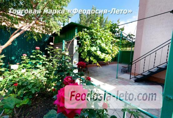 2 комнатный номер в частном секторе в Феодосии на улице Народная - фотография № 18