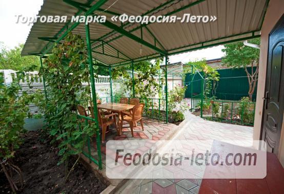 2 комнатный номер в частном секторе в Феодосии на улице Народная - фотография № 17